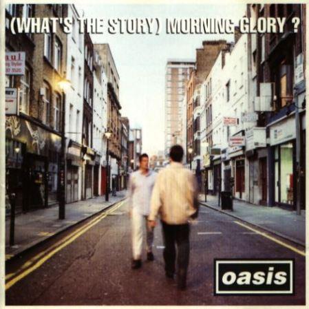 morning glory album cover